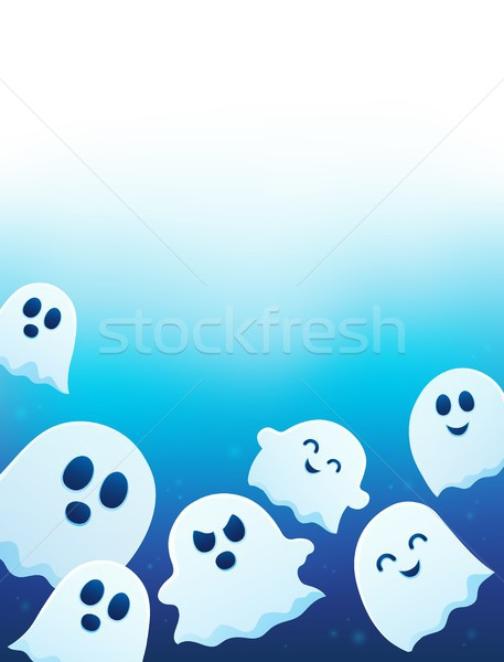 Ghost thematics image 5 Stock photo © clairev