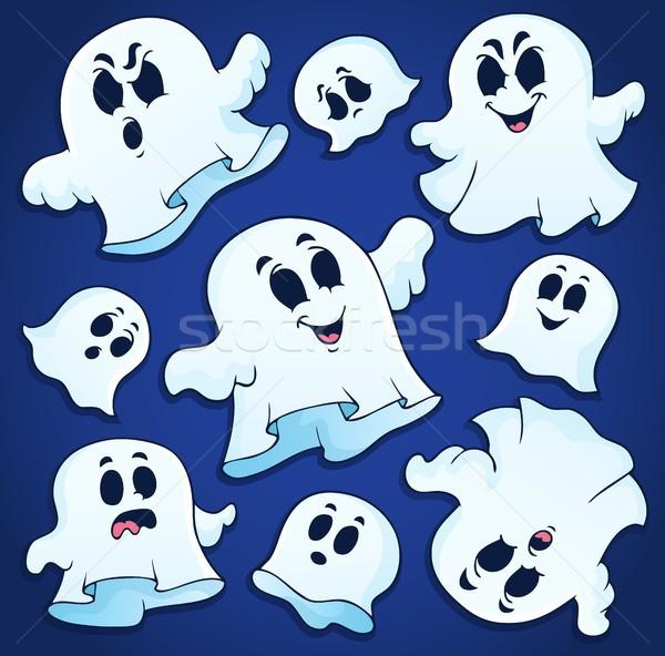Ghost thematics image 2 Stock photo © clairev
