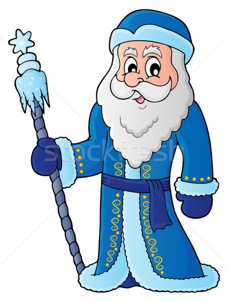 Father Frost theme image 1 Stock photo © clairev