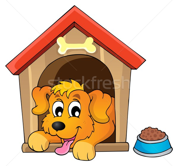 Image with dog theme 1 Stock photo © clairev