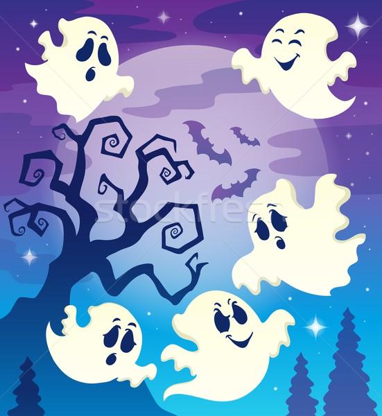 Halloween theme image 6 Stock photo © clairev