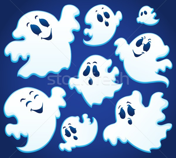 Ghost thematics image 1 Stock photo © clairev