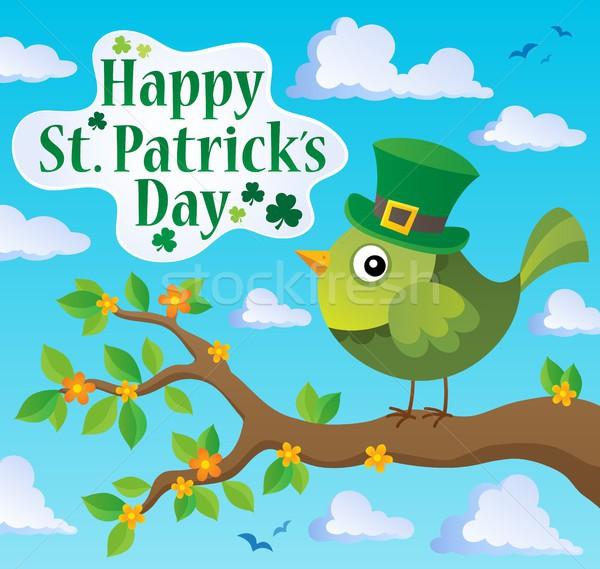 Happy St Patricks Day theme 8 Stock photo © clairev