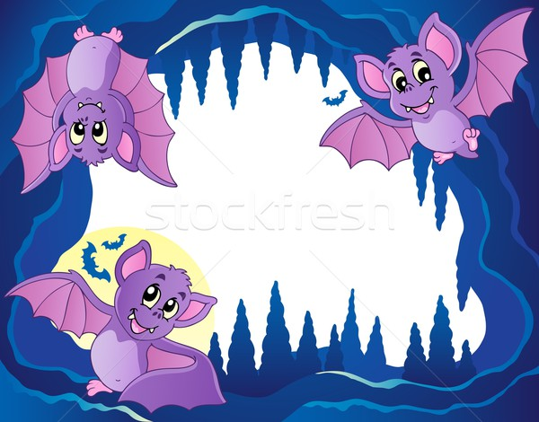 Bats theme image 3 Stock photo © clairev