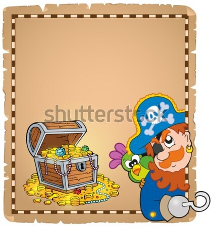Stock photo: Pirate collection 10