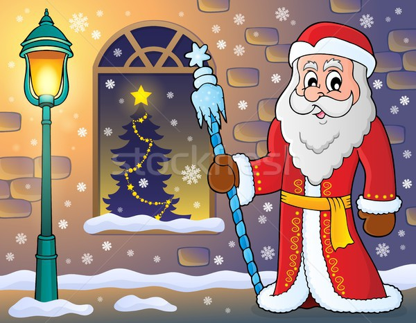 Father Frost theme image 5 Stock photo © clairev