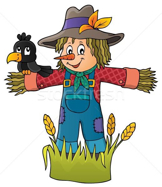Scarecrow theme image 1 Stock photo © clairev