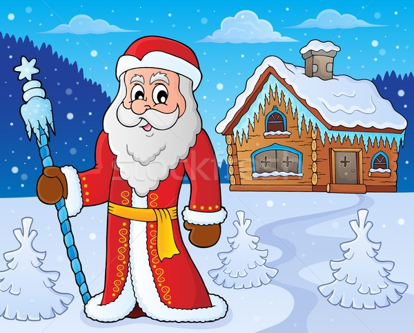 Father Frost theme image 6 Stock photo © clairev