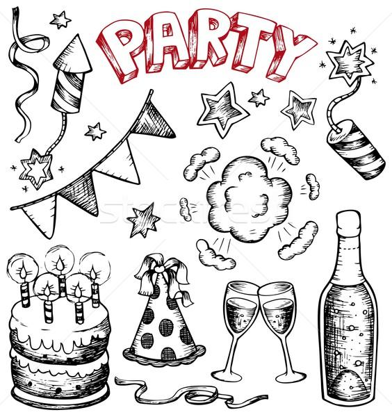 Рисуем вечеринку