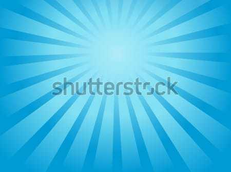 Résumé design fond art bleu énergie Photo stock © clairev