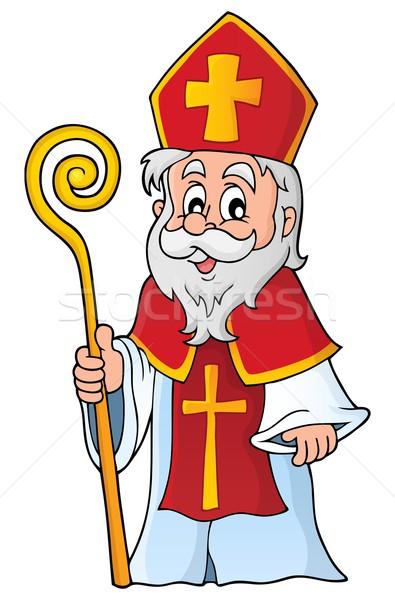Saint Nicolas theme image 1 Stock photo © clairev