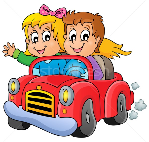 Car theme image 1 Stock photo © clairev