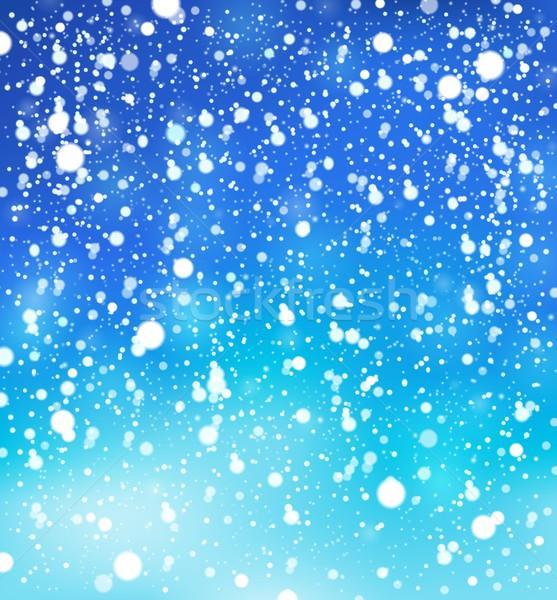 снимках отчетливо фон для фотошопа снег новому административному