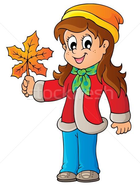 Autumn thematic image 7 Stock photo © clairev