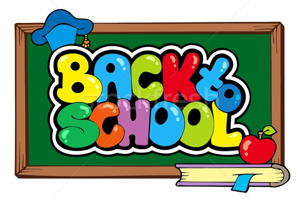Welcome school clipart