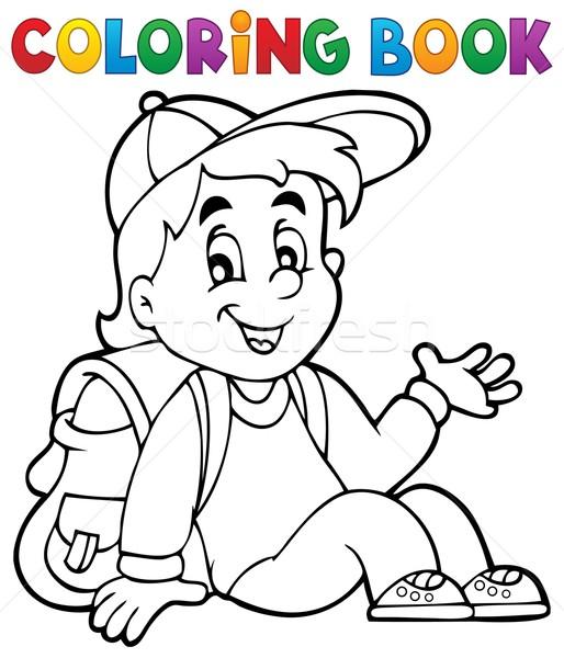 Livro Para Colorir Sorrir Livro Crianca Pintar