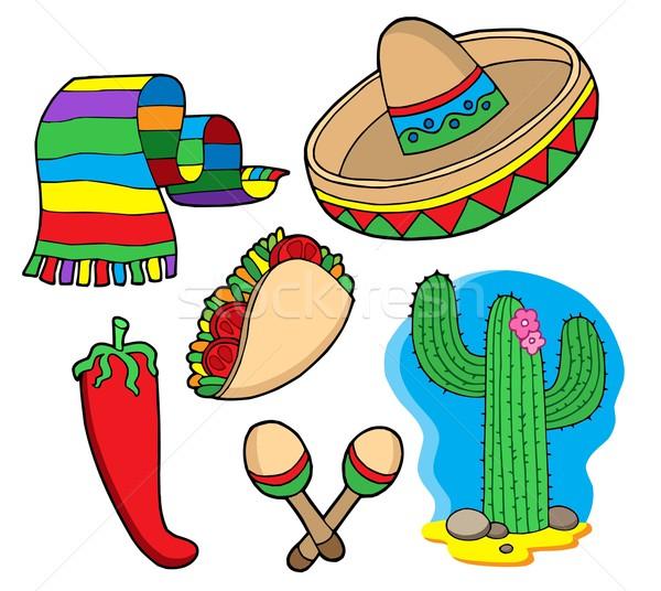 Mexican designs clip art