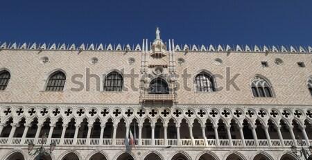 ミラノ 城 イタリア 黒 レトロな 白 ストックフォト © claudiodivizia