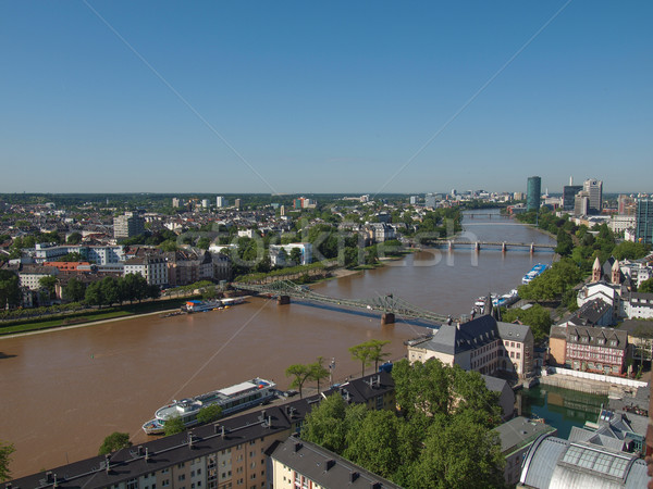 Frankfurt am Main Stock photo © claudiodivizia