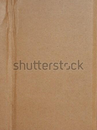 Cartone rosolare utile ufficio carta sfondo Foto d'archivio © claudiodivizia
