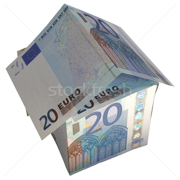 House of Money Stock photo © claudiodivizia