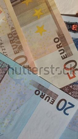 Cocaína droga navalha lâmina dinheiro simulação Foto stock © claudiodivizia