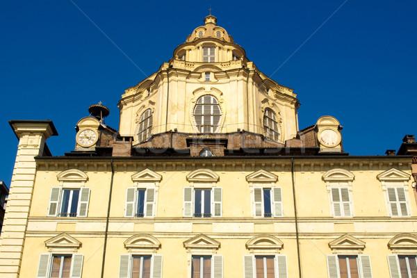 San Lorenzo Turin Stock photo © claudiodivizia