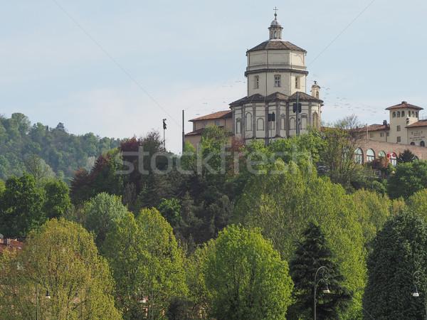 Cappuccini Turin Stock photo © claudiodivizia