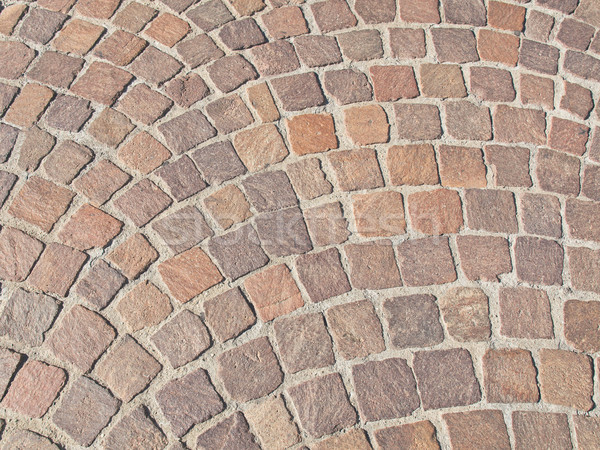 Stone floor Stock photo © claudiodivizia