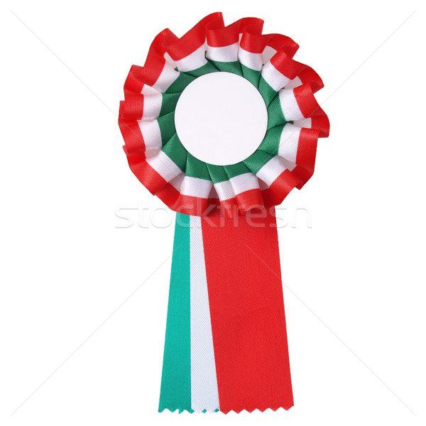 Italian cockade Stock photo © claudiodivizia