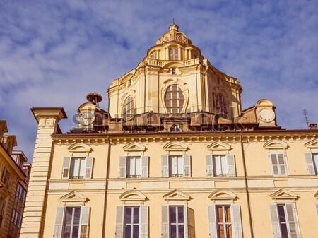 Stock photo: San Michele Church, Turin