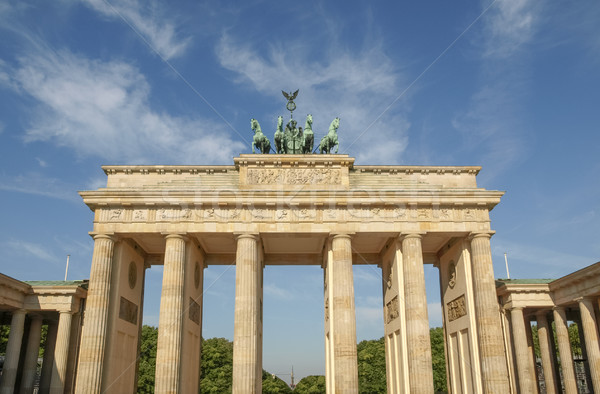 Brandenburger Tor Berlin Stock photo © claudiodivizia