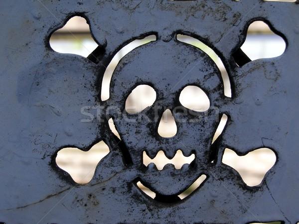 Danger of death Electric shock Stock photo © claudiodivizia