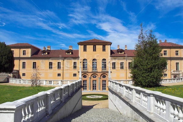 Villa della Regina, Turin Stock photo © claudiodivizia