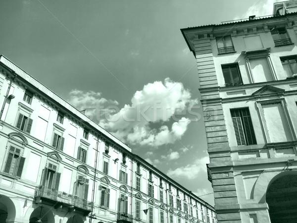 Via Po, Turin Stock photo © claudiodivizia