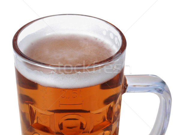 German beer glass Stock photo © claudiodivizia