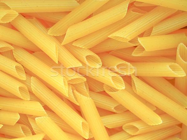 Makaróni olasz tészta hasznos háttér cső Stock fotó © claudiodivizia