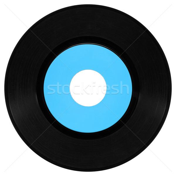 Lemez bakelit klasszikus analóg zene fény Stock fotó © claudiodivizia