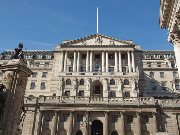 Bank of England Stock photo © claudiodivizia