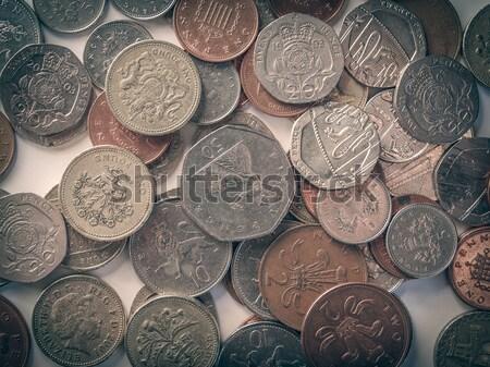 Pounds Stock photo © claudiodivizia