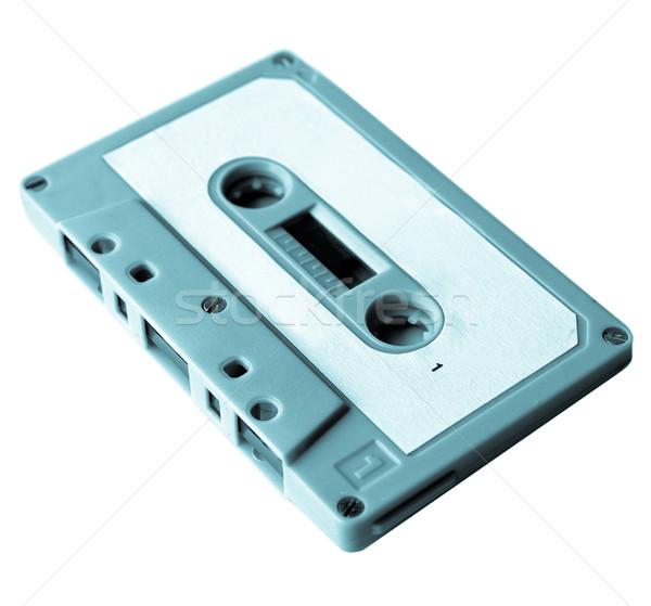 кассету магнитный аудио лента музыку Cool Сток-фото © claudiodivizia