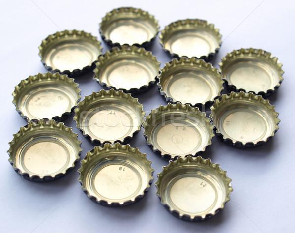 Bottle cap Stock photo © claudiodivizia
