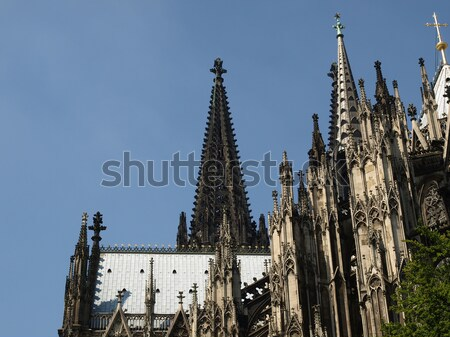 Koeln Dom Stock photo © claudiodivizia