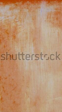 Naranja textura rojo color arquitectura color Foto stock © claudiodivizia