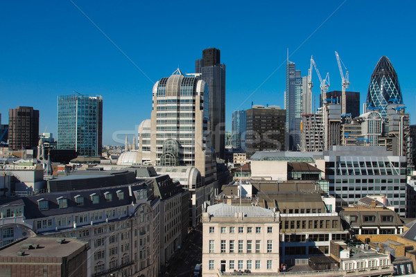 City of London Stock photo © claudiodivizia