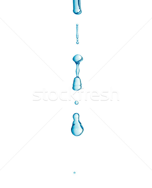 Water droplet Stock photo © claudiodivizia