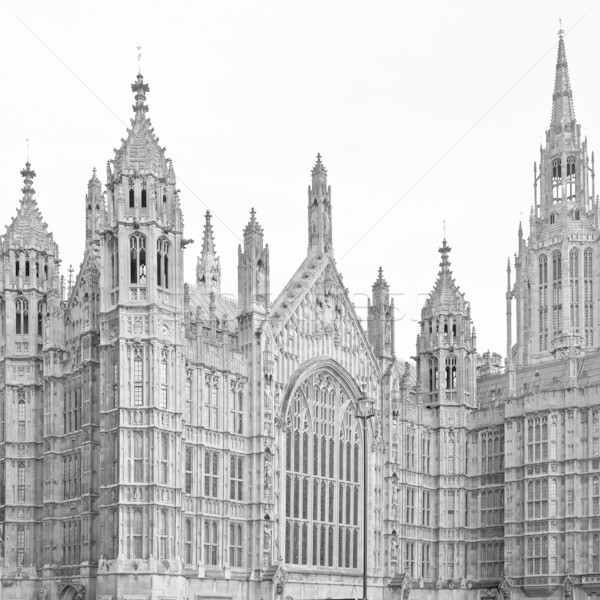 Westminster abbaye église Londres construction design Photo stock © claudiodivizia
