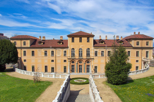 Villa Italia arquitectura vintage antigua Foto stock © claudiodivizia