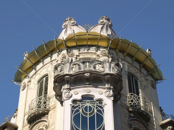 Casa La Fleur, Turin Stock photo © claudiodivizia