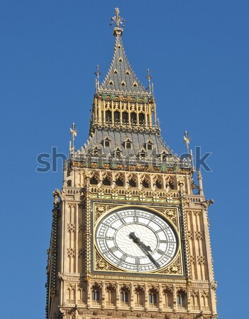 Photo stock: Big · Ben · maisons · parlement · westminster · palais · Londres
